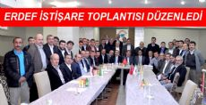 ERDEF �ST��ARE TOPLANTISI D�ZENLED�